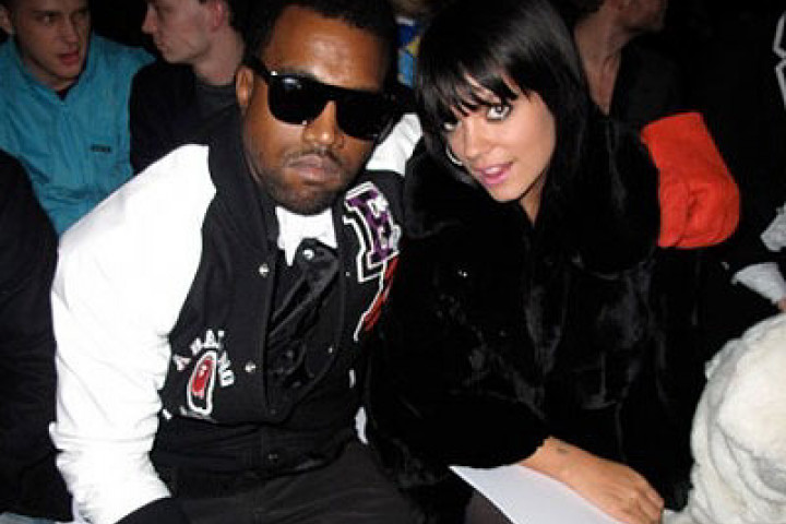 Kanye West & Lilly Allen