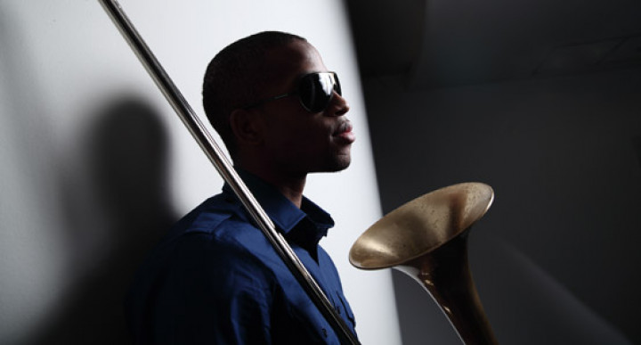 Trombone Shorty © by Steven Haberland