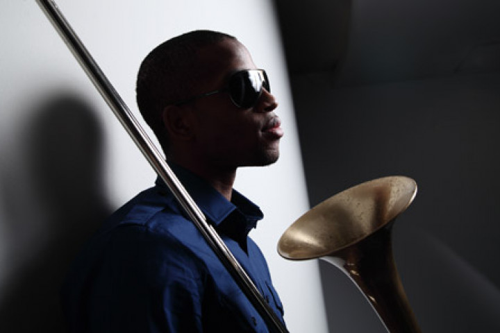 Trombone Shorty © by Steven Haberland