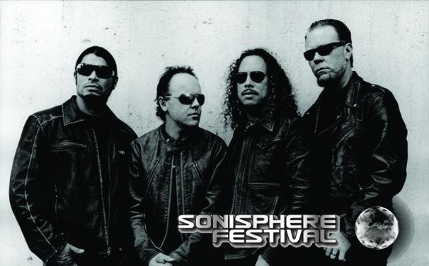 Metallica, DVD Release: The Big Four auf dem Sonisphere Festival in Sofia