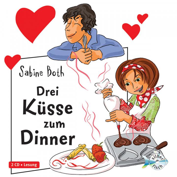Drei Küsse zum Dinner: Freche Mädchen