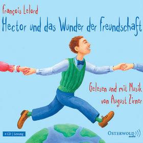 François Lelord, Hector und das Wunder der Freundschaft, 09783869520506