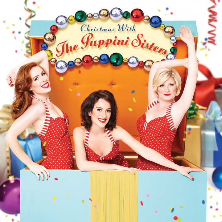 Christmas With The Puppini Sisters: Puppini Sisters,The
