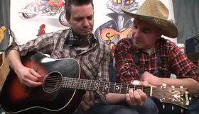 Die Mukketier-Bande, Mukketier TV - Wie funktioniert eine Akustikgitarre?