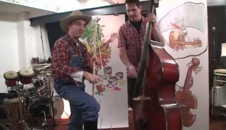 Mukketier TV - Wie baut man einen Bass?