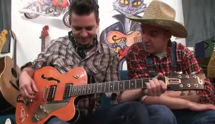 Mukketier TV - Wie funktioniert eine E-Gitarre?