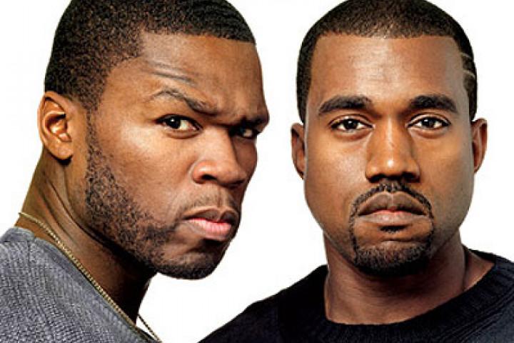 Kanye West & 50 Cent