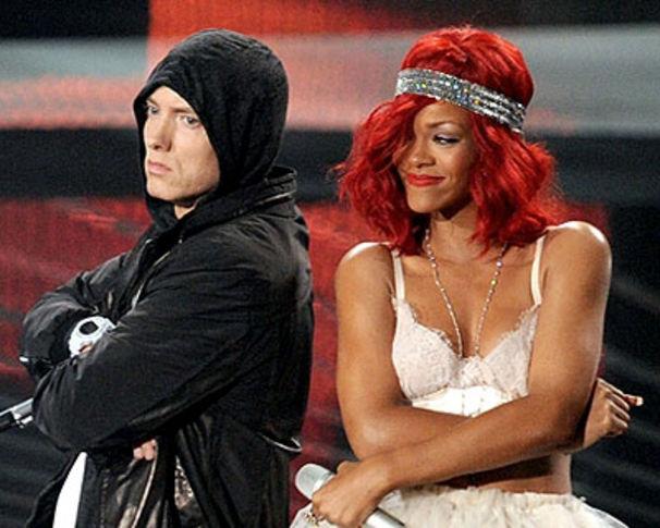 Eminem, Arbeiten EM & Rihanna an Love The Way You Lie Pt. 2