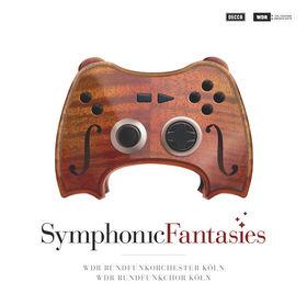 Benyamin Nuss, Symphonic Fantasies, 00028947640424