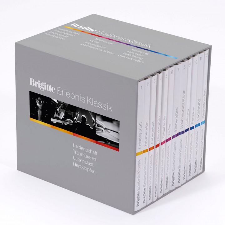 Brigitte Erlebnis Klassik Complete Box Packshot