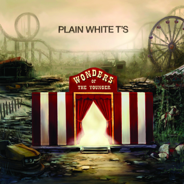 Plain White T's Albumcover - Wonders Of The Younger