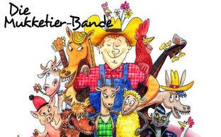 Die Mukketier-Bande, Die Mukketier-Bande, mukketier-bande, mukketier bande