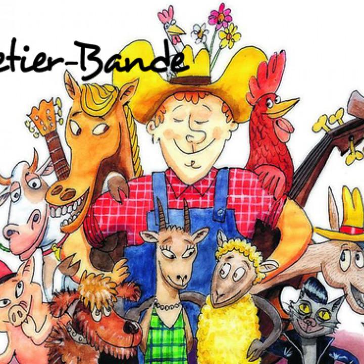 Die Mukketier-Bande