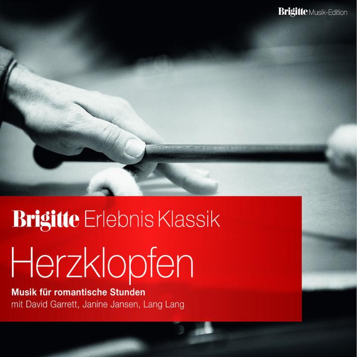 """Brigitte Edition """"Erlebnis Klassik"""" Vol.4 Herzklopfen"""
