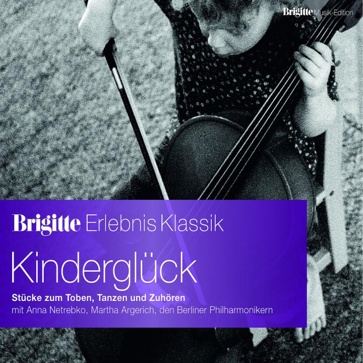"Brigitte Edition ""Erlebnis Klassik"" Vol.7 Kinderglück"