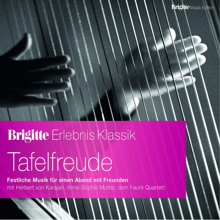 "Brigitte Edition ""Erlebnis Klassik"" Vol.5 Tafelfreude"