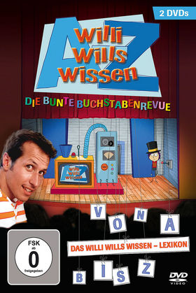 Willi wills wissen, Willi wills wissen von A bis Z - Die DVD-Box, 00602527508047