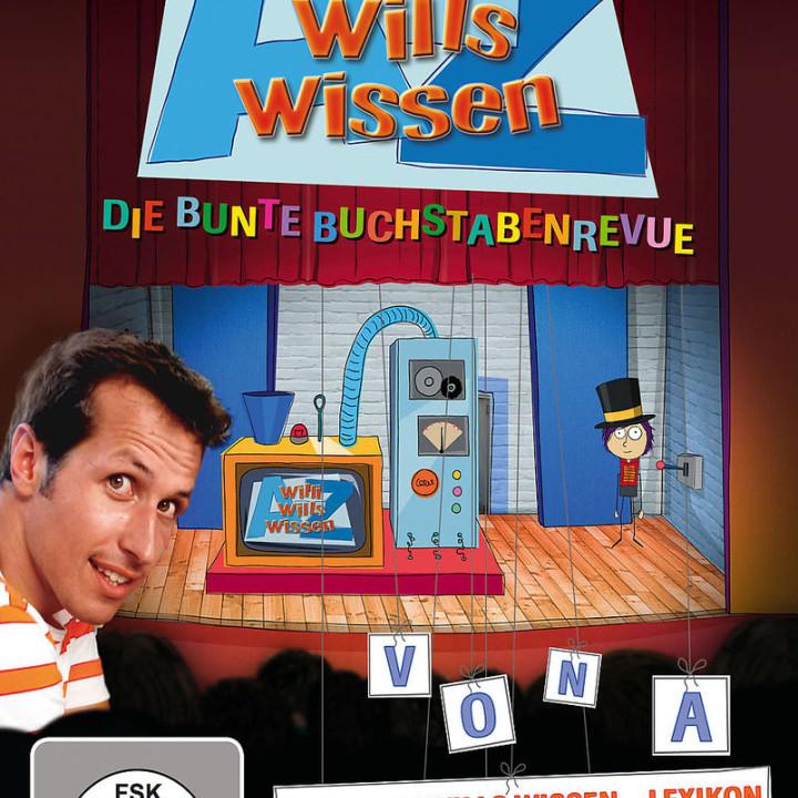 Willi wills wissen von A bis Z - Die DVD-Box: Willi wills wissen