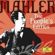 Herbert von Karajan, Mahler: The Peoples Edition (Ltd. Edition), 00028947792604