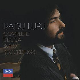 Radu Lupu, Radu Lupu - Complete Decca Solo Recordings, 00028947823407