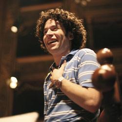 Gustavo Dudamel, Gustavo Dudamel in Luzern – und im Kino