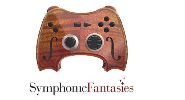 Symphonic Fantasies, Fantasy, symphonisch - Benyamin Nuss und das WDR-Rundfunkorchester