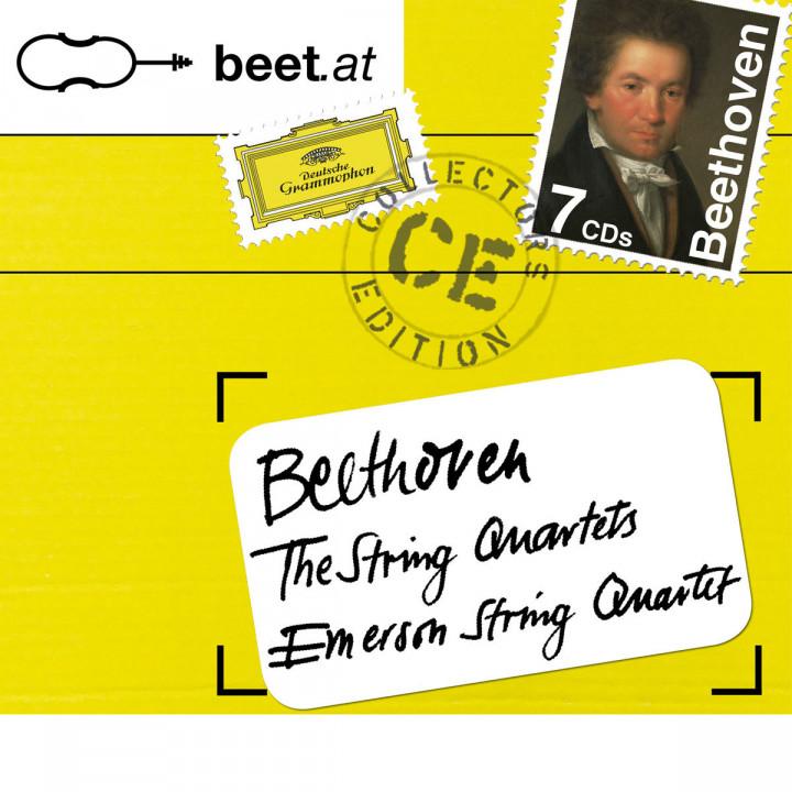 Streichquartette (GA): Emerson String Quartet