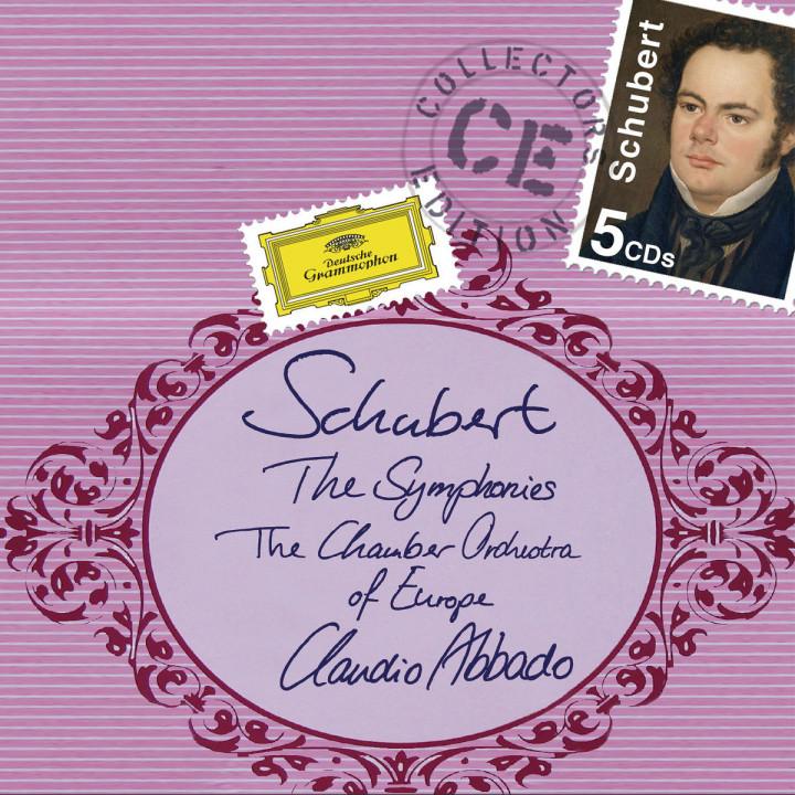 Sinfonien (GA): Abbado,Claudio/COE