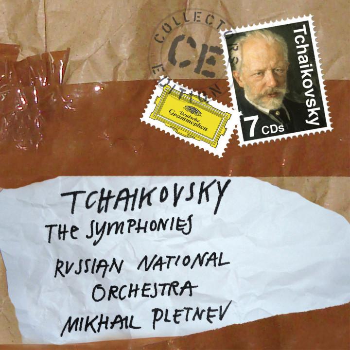 Sinfonien (GA) / Sinfonische Dichtungen /+: Pletnev,M./RNO