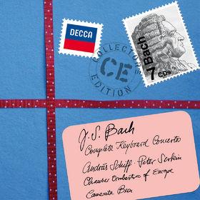 Collectors Edition, Bach: Complete Keyboard Concertos, 00028947823636
