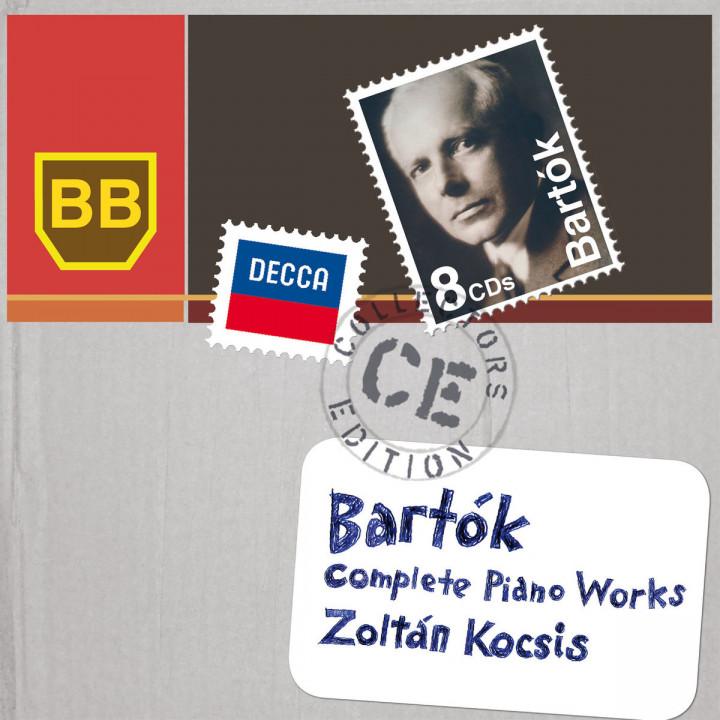 Klavierwerke (GA): Kocsis,Zoltan