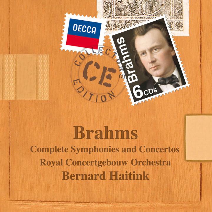 Konzerte / Sinfonien: Arrau/Szeryng/CGO/Haitink/+