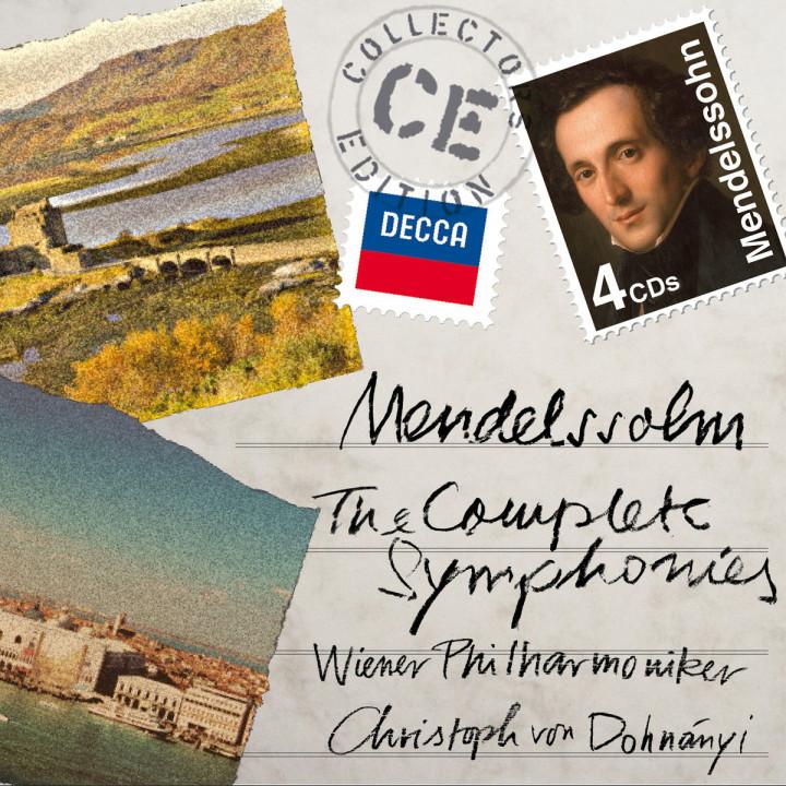 Sinfonien (GA): Dohnanyi,C.v./WP/+