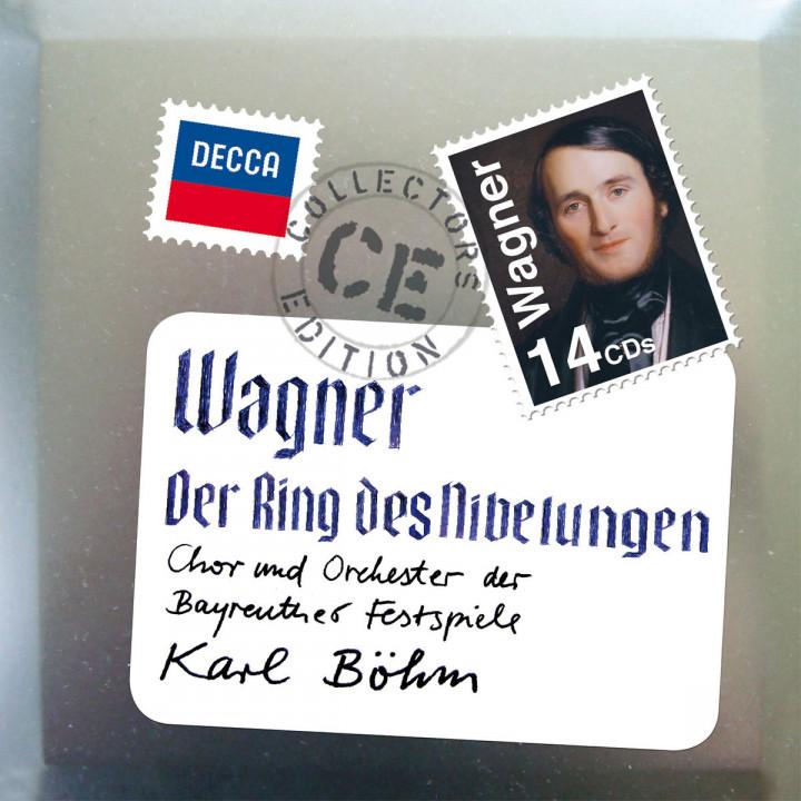 Der Ring des Nibelungen (GA): Windgassen/King/Nilsson/Rysanek/OBF/Böhm/+