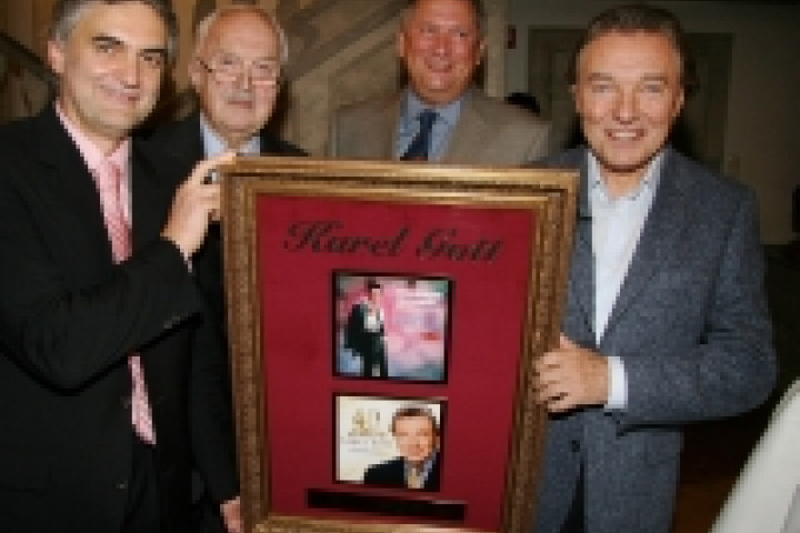 40 Jahre Karel Gott bei Universal Music