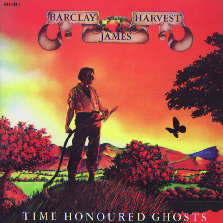 Time Honoured Ghosts (New)