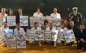 Nockalm Quintett, Beim Nockalmfest in Millstatt feierten 9500 Fans an drei ausverkauften Tagen!