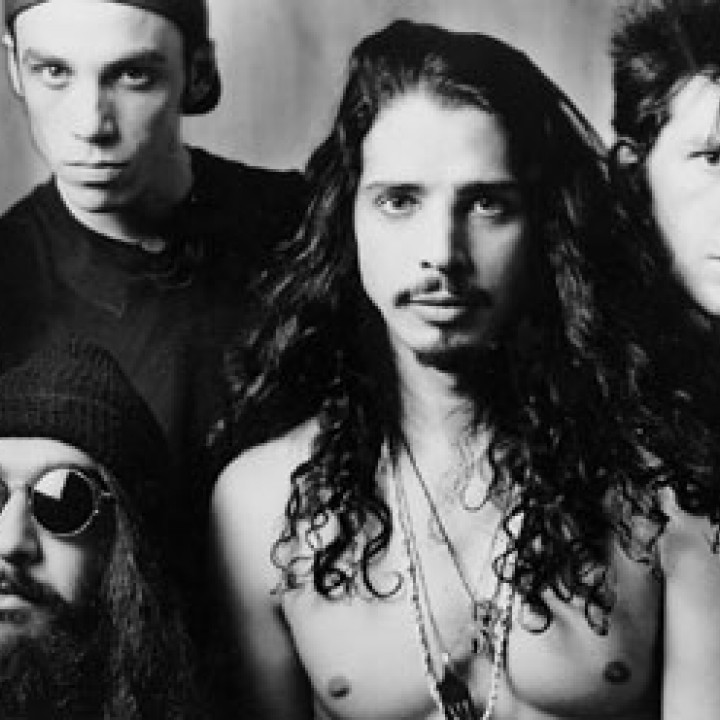 Soundgarden Temporary Eyecatcher