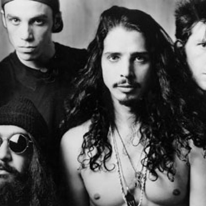 Soundgarden Temporary Eyecatcher