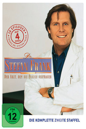 Dr. Stefan Frank, Dr. Stefan Frank - Staffel 2 (4 DVD), 00602527514840