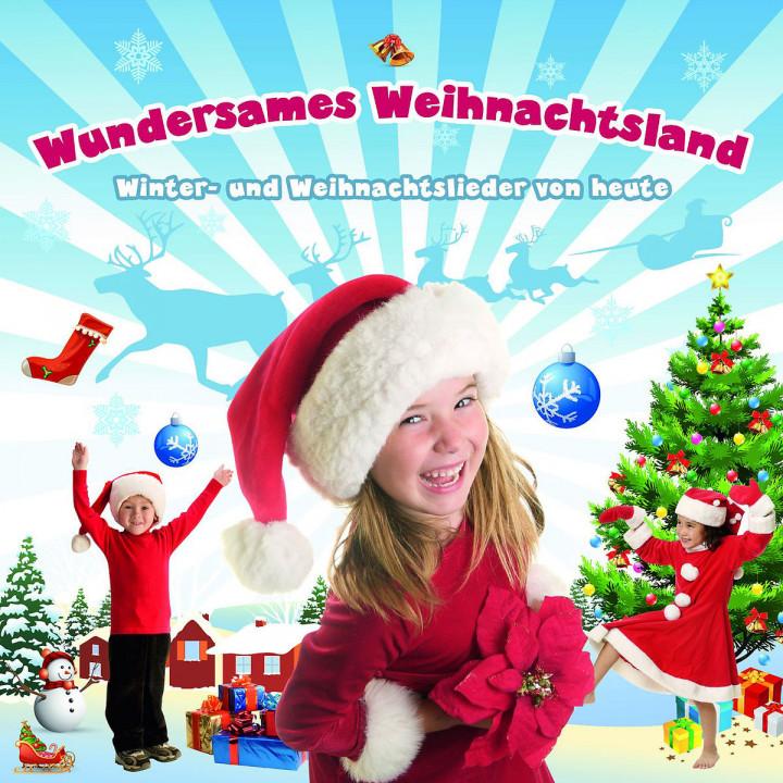 Wundersames Weihnachtsland: Kidz & Friendz