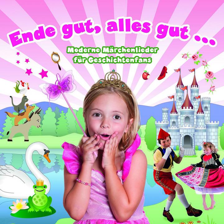 Ende gut, alles gut - 15 moderne Märchenlieder: Kidz & Friendz