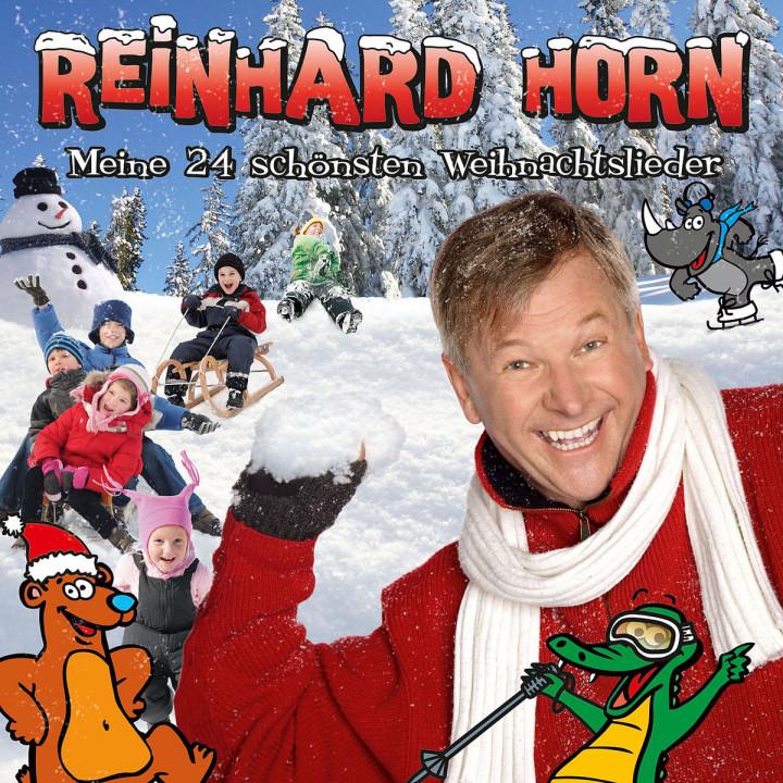 Meine 24 schönsten Weihnachtslieder: Horn,Reinhard
