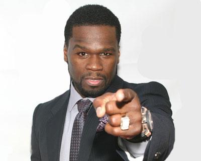 50 Cent, 50 Cent mit eigener Comedy-Website