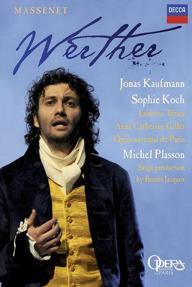 Jonas Kaufmann, Massenet: Werther, 00044007434062