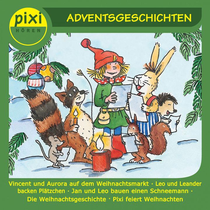 pixi HÖREN - Adventsgeschichten