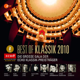 Jonas Kaufmann, Best Of Klassik 2010 (ECHO Klassik), 00028948044788