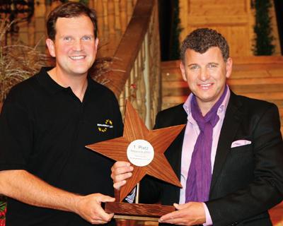 Semino Rossi, SCHLAGERportal.com überreicht Stern Award