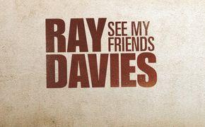 Ray Davies, The Kinks-Sänger präsentiert neues Album mit Metallica, Bruce Springsteen u.v.a.