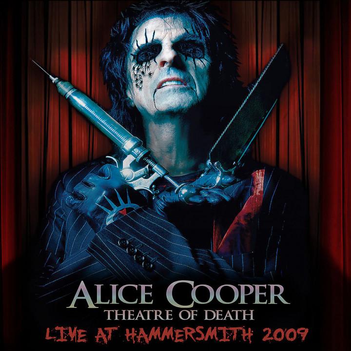 Theatre of Death: Cooper,Alice